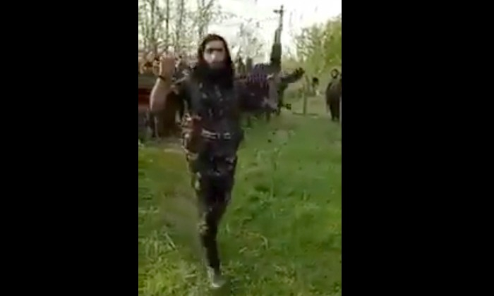 New Video Of Armed Terrorists Surface In Kashmir