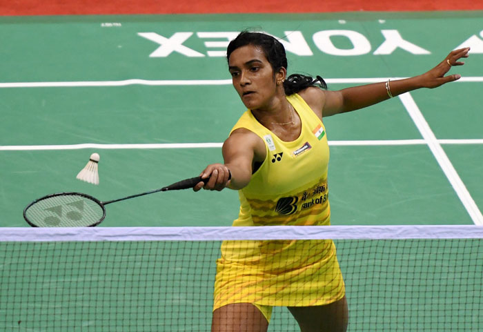 PV Sindhu reaches Badminton Asia Championships