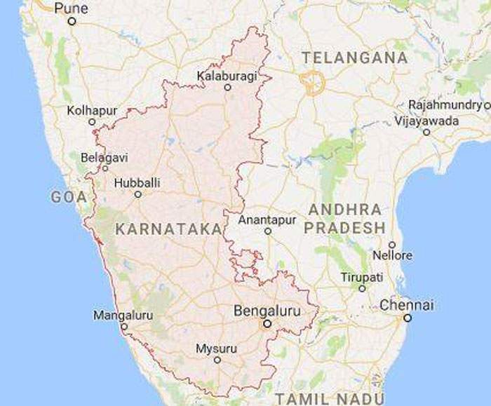 Survey finds Karnataka the most corrupt state