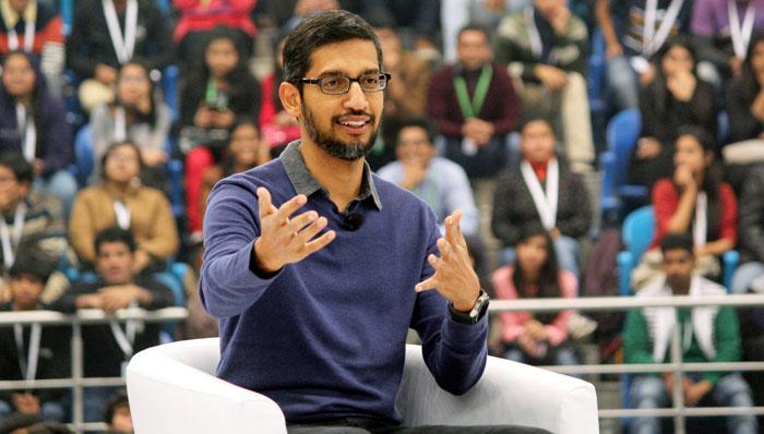 Google CEO Sundar Pichai salary