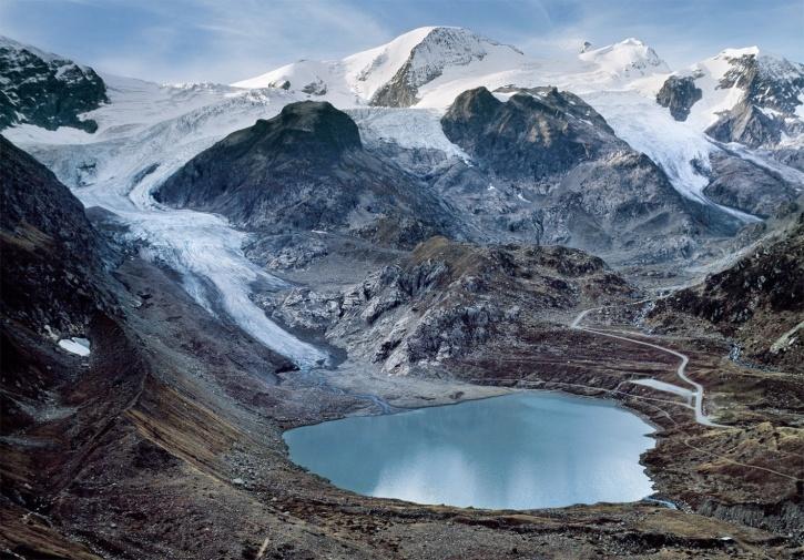 Switzerland's Stein Glacier/ Balog