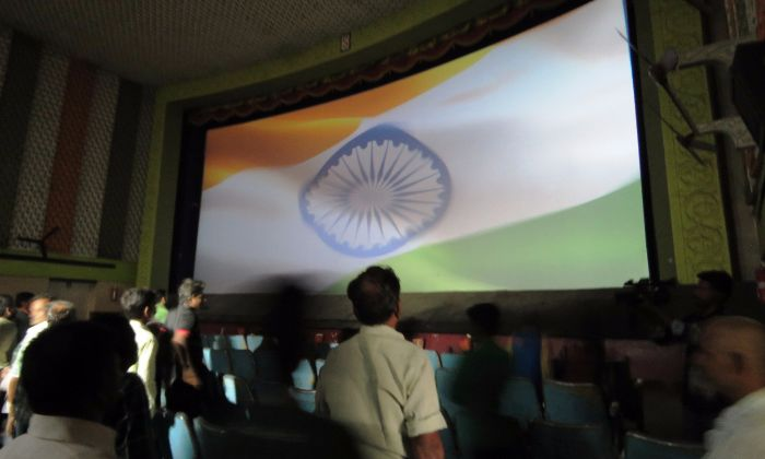 National Anthem In Movie Halls