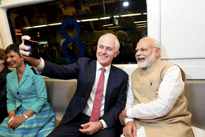The visa curbs come close on the heels of Australian PM Malcolm Turnbull