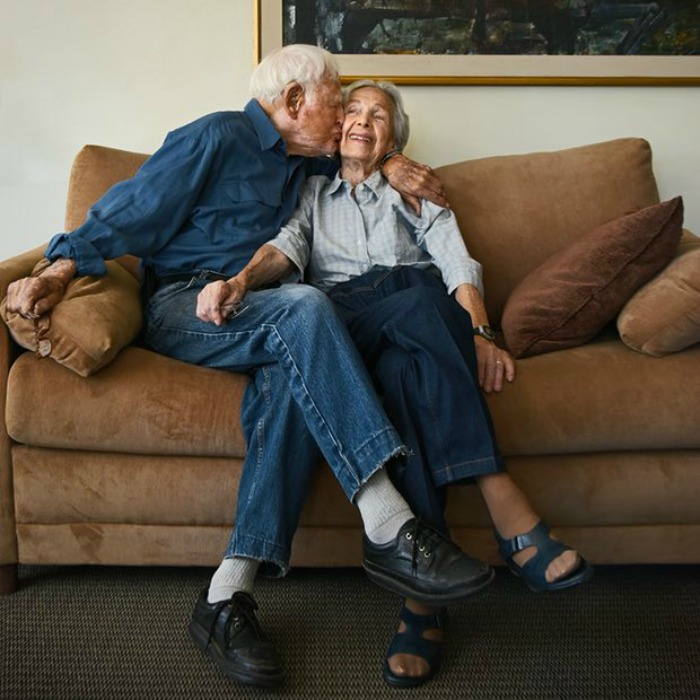 Betty and Morrie Markoff