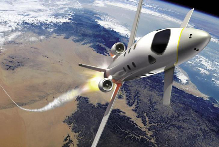 The Future Of Space