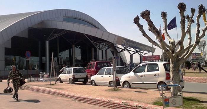Jawan with live grenades arrested at Srinagar airport