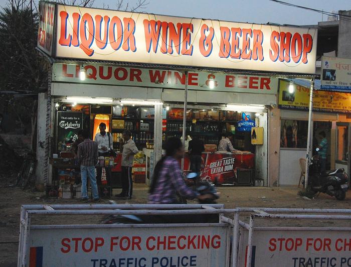 Liquor Ban Along Highways