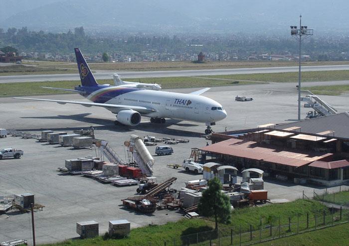 Tribhuvan International Airport