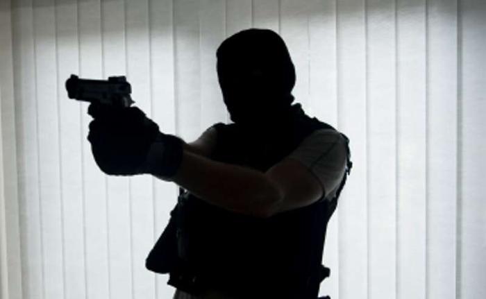 Homemaker fends off armed robber, gets him arrested