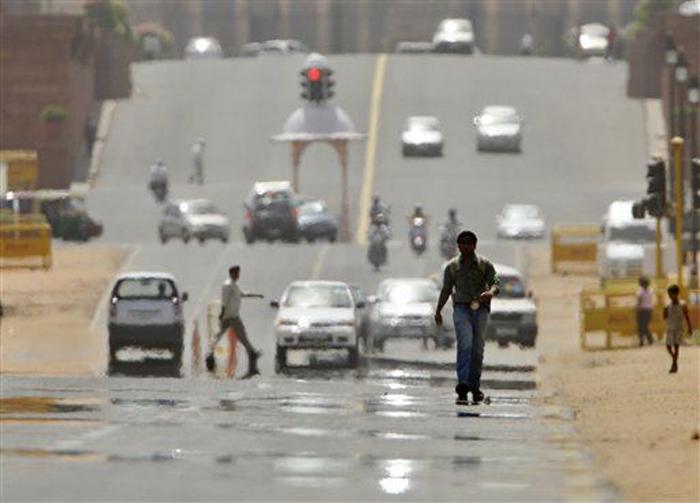 Delhi NCR Temperature