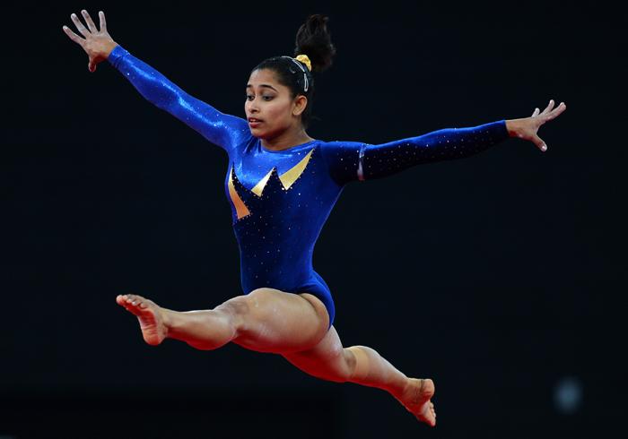 Olympians Dipa Karmakar
