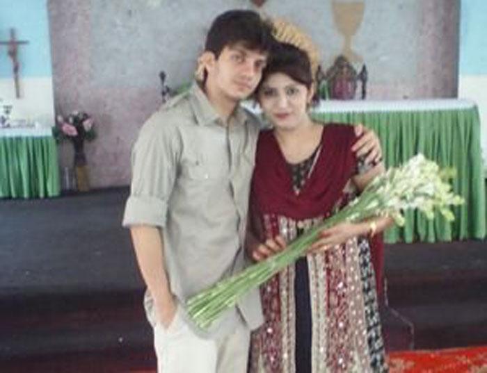 Pak Woman Reunites With Husband