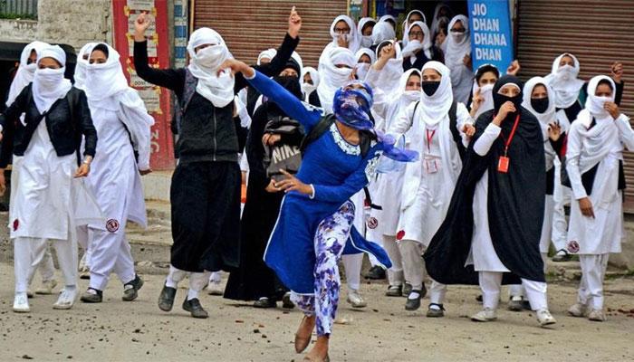 Jammu And Kashmir Stone Pelters