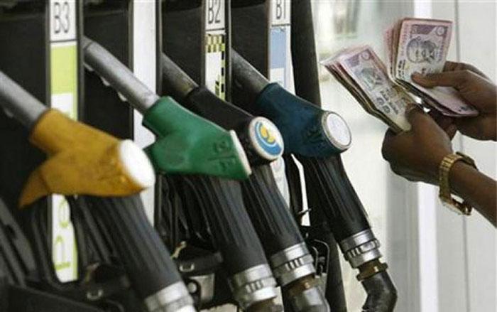 Uttar Pradesh STF raids petrol pumps