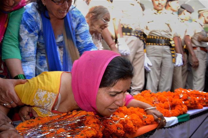Adopt Sukma attack Martyred
