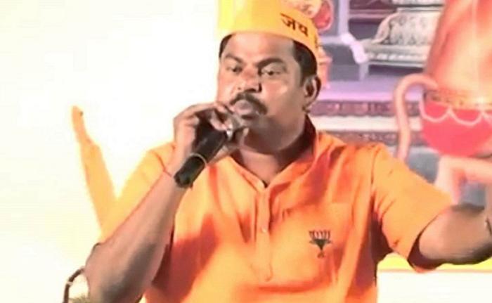 BJP Hyderabad MLA Raja Singh