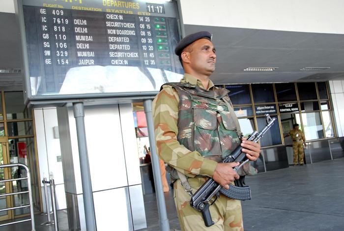 Airport Hijack Alert