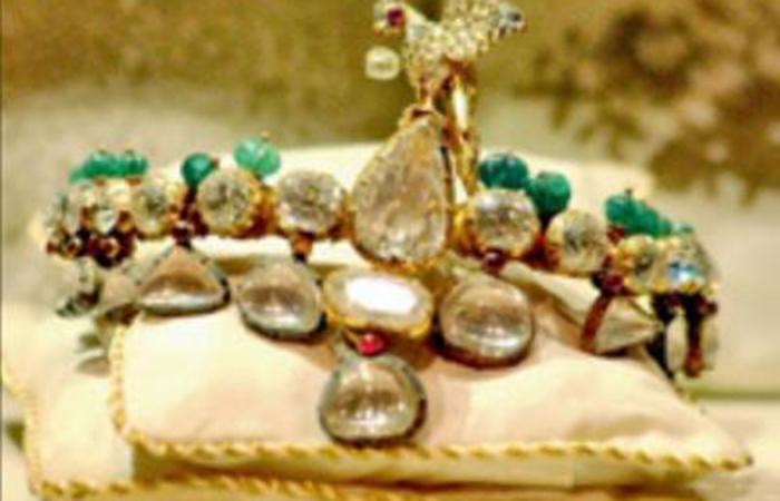 jewellery of nizam