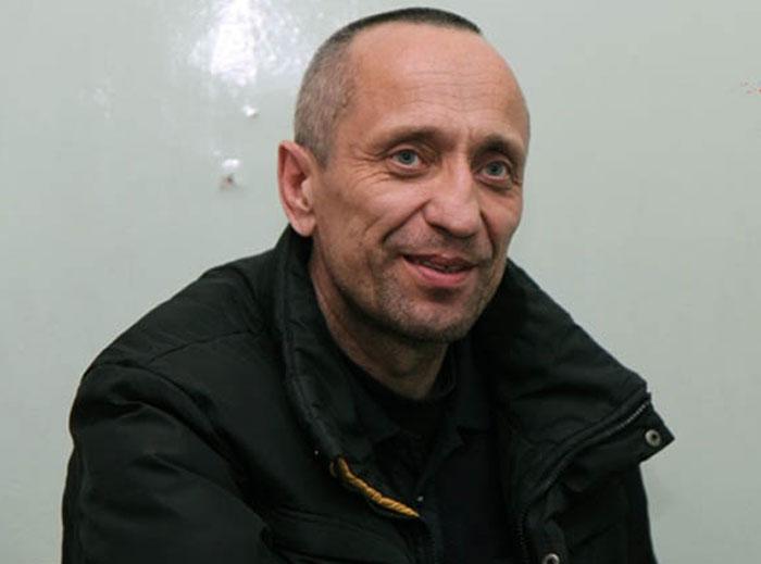 police officer Mikhail Popkov Family