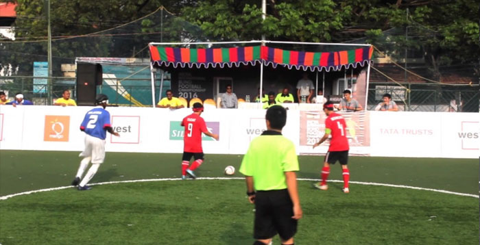 Kochi to get Blind Football Academy soon