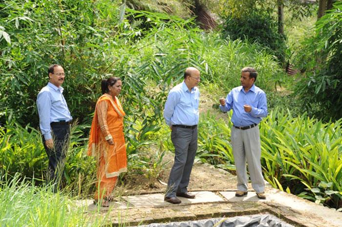 Union Environment Secretary Ajay Narayan Jha