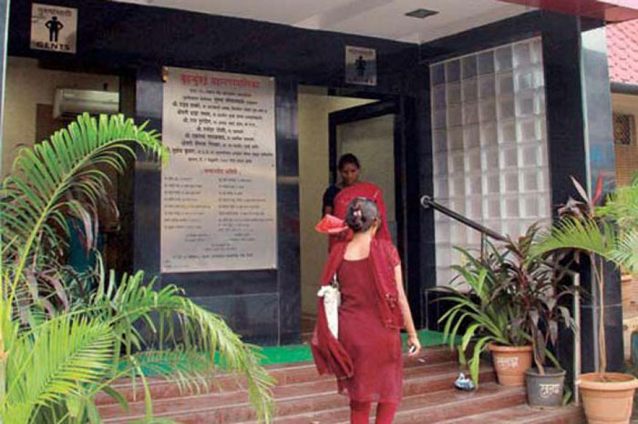 Women And Children Can Pee At Any South Delhi Hotels And Restaurants For Free From Monday