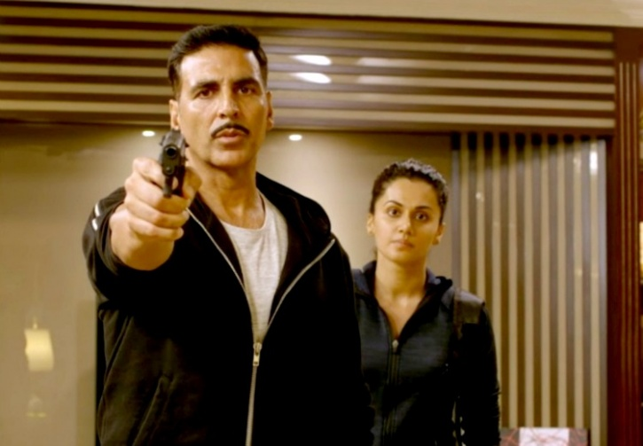Akshay and Taapsee