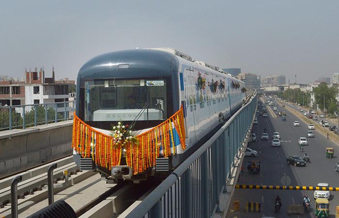 Rapid Metro