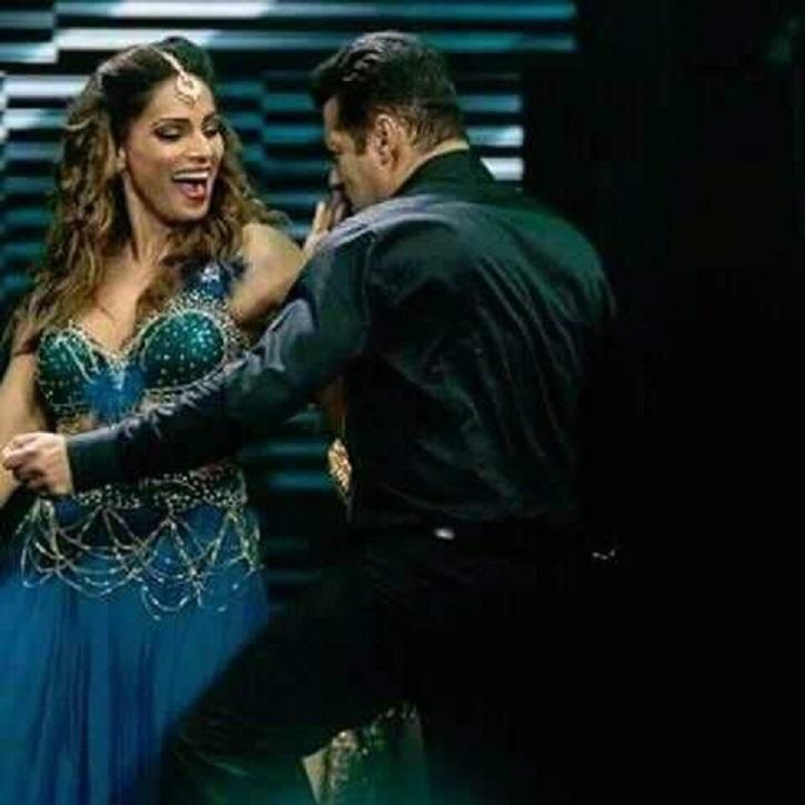 Salman Khan and Bipasha