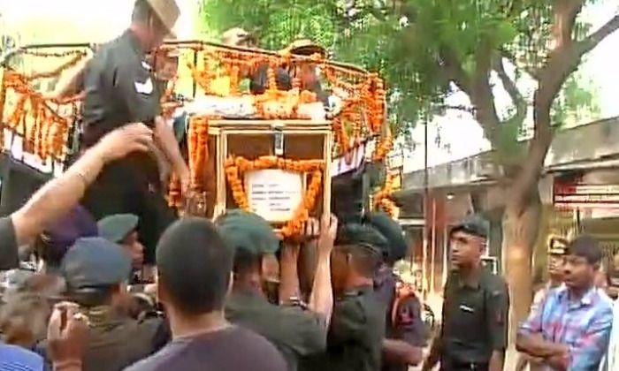 Kupwara Terror Attack Martyrs