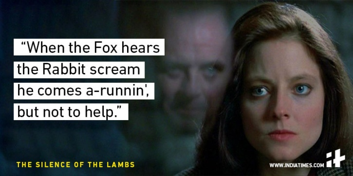 The Silence of the Lambs dialogue
