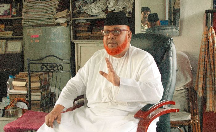 Imam Maulana Nurur Barkati