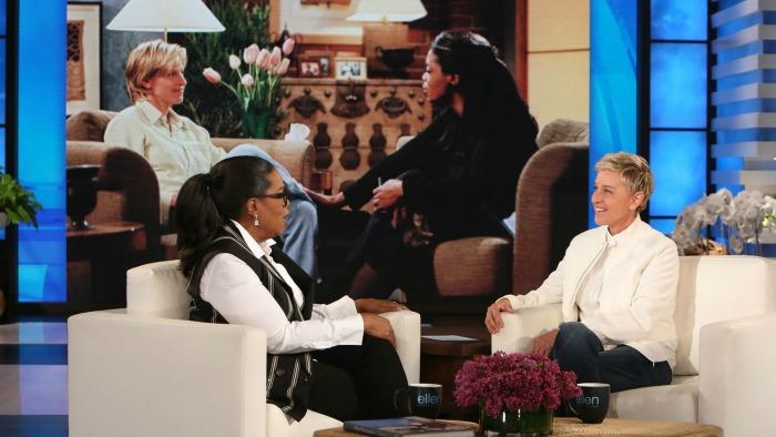 Ellen and Oprah