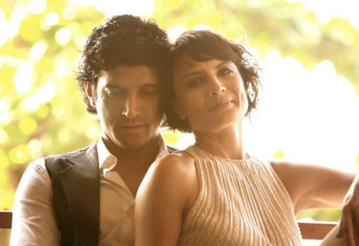 Farhan and Adhuna