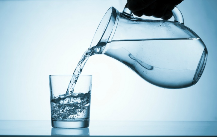 If your think coffee or tea is the only way to kick start your day, give water a shot