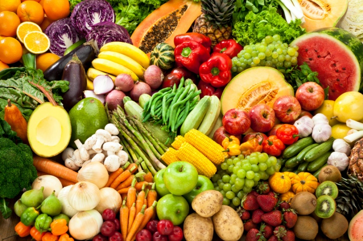 The secret behind the DASH diet is the inclusion of lots of fruits & vegetables