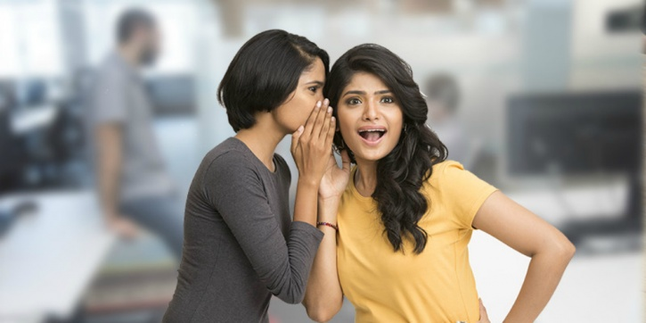 avoid wasting time in gossip at work