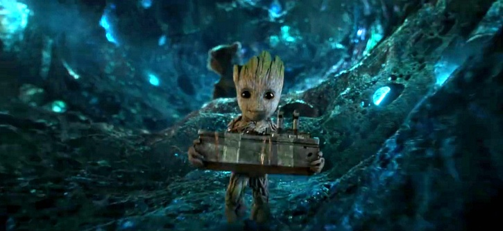 The Guardians Of The Galaxy Will