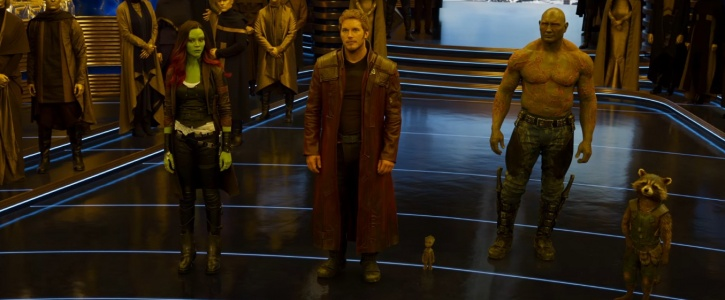Guardians of Galaxy vol 2
