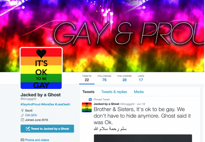 ISIS Vows To Behead Hacker Who Took Down Their 250 Jihadi Accounts & Filled Them With Gay Porn
