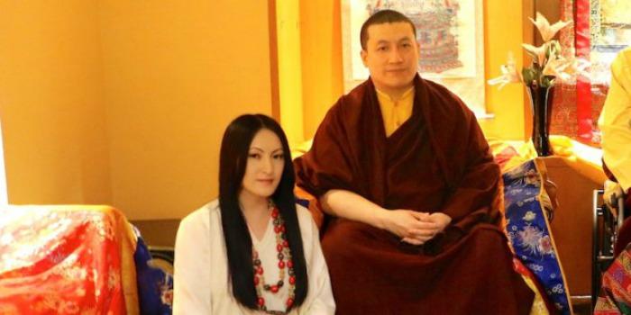 Tibetan monk renounces monkhood