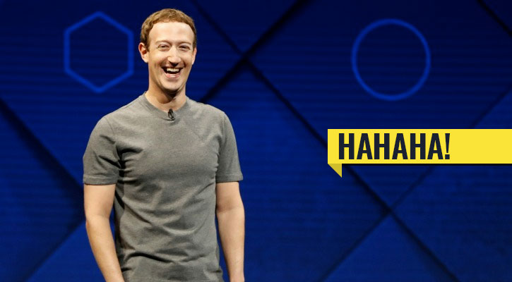 Mark Zuckerberg Trolls Snapchat: Says
