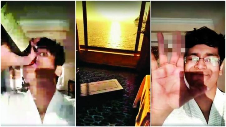 Arun Bharadwaj jumping from the Hotel in Mumbai