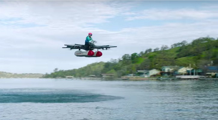 Kitty Hawk Flyer Aims To Have Flying Car Ready For You To Buy Until End Of 2017