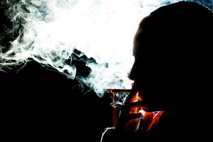 marijuana can lead to respiratory diseases