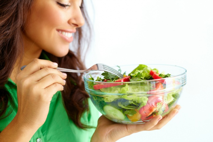 Chewing your food more than usual, improves the condition of the hormones related to hunger and satiety
