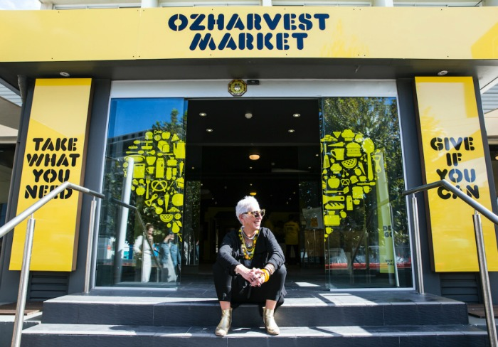 supermarket OzHarvest