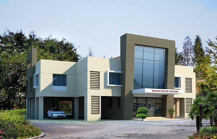 Wakad Police Station