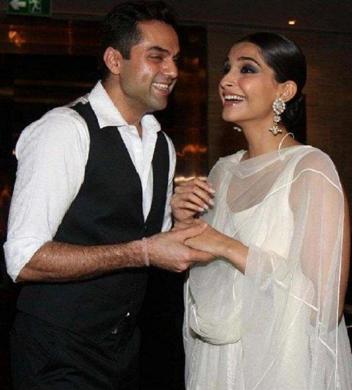 Sonam Kapoor and Abhay Deol