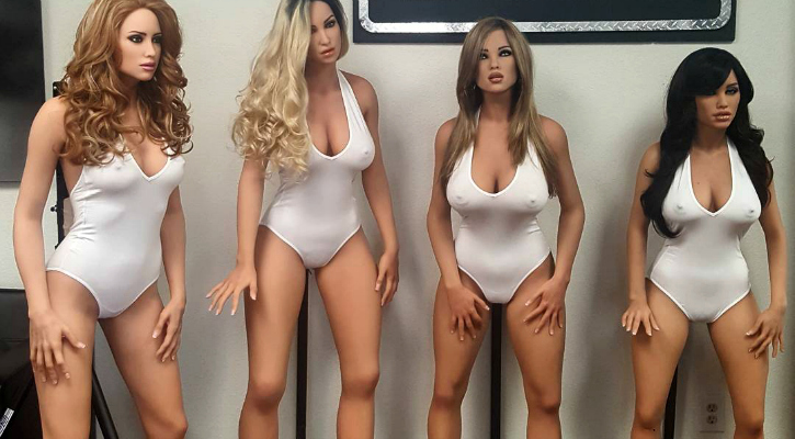 Just a few of RealDoll